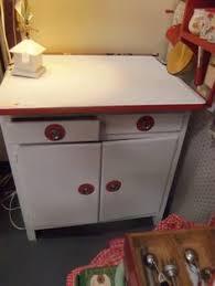 S Vintage Porcelain Top Kitchen Cabinet Porcelain Kitchens - Enamel kitchen cabinets