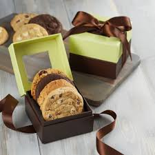 gourmet gift mini gourmet gift box with cookies to your success inc