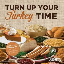 shoney s doors are wide open on thanksgiving day for all you can eat