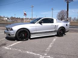 Black Mustang Wheels Ford Mustang Gt500 Mamba 20