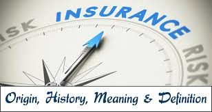 insurance origin history meaning definition characteristics