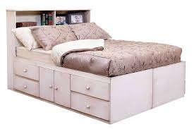 Bed With Headboard And Drawers Gothic Cabinet Craft King Storage Bed With 10 Drawers Bedding
