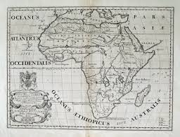 Ancient Africa Map by An Old Map Of The Continent That Is Now Called Africa But Clearly