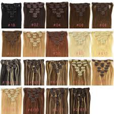real hair extensions clip in remy real human hair extensions 7pcs 20 inch