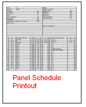electrical panel schedule morningperson co