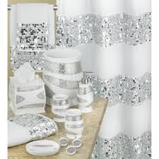 shower curtains matching bath accessories bath decor