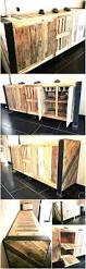 wooden pallets made entryway table idea pallet ideas