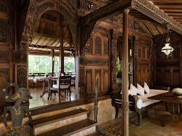 Gaya Interior Desain Interior Rumah Dengan Gaya Gebyok Info Bisnis Properti