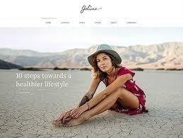 pro joline download responsive fashion blogging template joomla