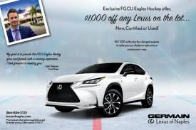 lexus of towson service coupons d2 news