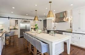 kitchen island width kitchen room 2017 tips for designing the kitchen island
