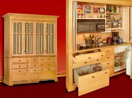 the armoire kitchen self contained kitchen space saving design