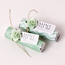 mint to be favors best 25 mint to be ideas on country bridal shower