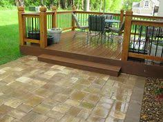 Deck Patio Designs by Pictures Of Decks For Small Back Yards Free Images Of Small