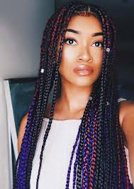 which takes longer to do box braids or senegalese 35 awesome box braids hairstyles you simply must try fashionisers