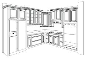Design Kitchen Layout Online Free by Kitchen Cabinets Design Layout Online Marvelous Small Kitchen