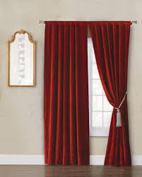 Rod Curtain 7g6j Eastern Accents Winchester Rod Curtain Panel 108