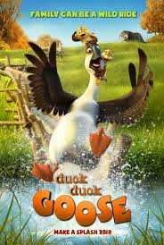 duck duck goose u0027 animated movie lands at open road for 2018 bow
