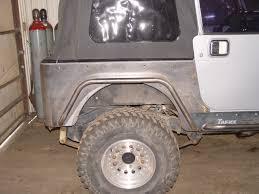 jeep cj8 jeep cj fender flares w corner guards 6 inch flare 72 86 cj7 cj8