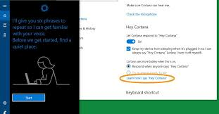 cortana take me to my facebook page how to get cortana s undivided attention the new york times