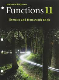 functions 11 study guide antonietta lenjosek 9780070318755