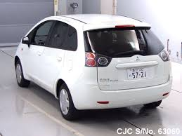 mitsubishi colt pick up 2009 mitsubishi colt plus white for sale stock no 63060