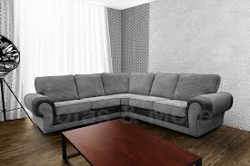 grey fabric corner sofa tango fabric corner sofa 2 2 black grey corner sofas