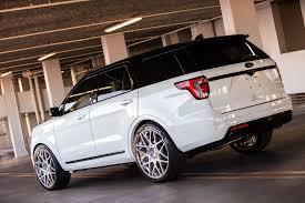 Ford Explorer 2015 - 2015 mad industries ford explorer sport front shot