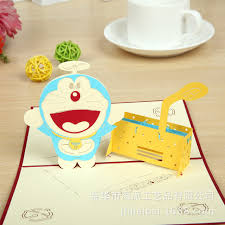 children s cards manufacturers selling machine cat 3d stereo creative children s