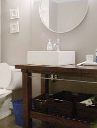 Ikea Hack Bathroom Vanity by Console Table From Ikea U003d Simple And Cheap Bathroom Vanity