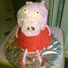 peppa pig birthday cakes fail peppa pig birthday cake fail