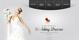 the best wedding websites premium wedding websites templates designmodo