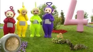 numbers 4 teletubbies wiki fandom powered wikia