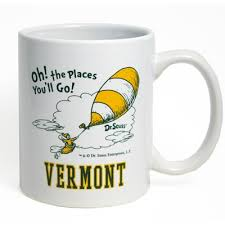 oh the places you ll go graduation gift dr seuss oh the places you ll go mug the uvm bookstore