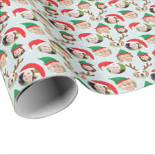 custom wrapping paper wrapping paper zazzle