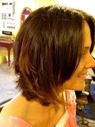 ponytail haircut technique how to hair girl ombre technique on a bob