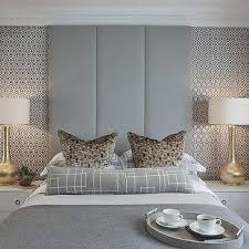 Floor To Ceiling Headboard Ceiling Height Headboard Design Ideas