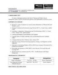 Salesforce Administrator Resume Sample by Administrator Resume Sample India Nandakumar System Administrator