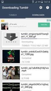 tumbler apk downloading media for apk free tools app for