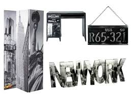 Chambre Style New York by Deco New York Pour Chambre Wordmark