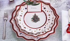christmas dinnerware christmas dinnerware décor villeroy boch christmas