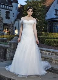 beautiful and amazing plus size dresses for weddings