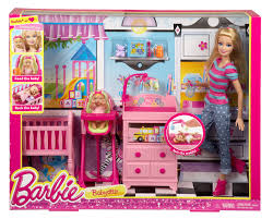 barbie careers babysitter