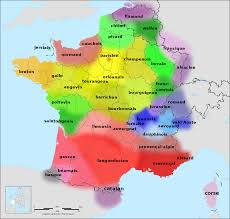 Map Of France With Cities by Languages Of France Wikipedia