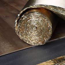 Installing Laminate Flooring Underlayment Soundtronic Gold Laminate Underlay 50 Off Rrp Fast Uk Delivery