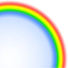 rainbow transparent png png mart