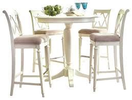 Counter Height Dining Set With Swivel Chairs Butterfly Leaf - Counter height dining table swivel chairs
