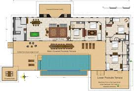 villa floor plan floor plans mountain view villas phuket