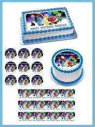 edible prints inside out anger 2 edible birthday cake or cupcake topper edible