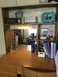 Nailed It Desk Organizer by Diy College Desk Hutch Desk Topper Dorm Room Pinterest Desk